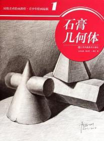 凤凰美术绘画教程.青少年绘画起航(1)-石膏几何体