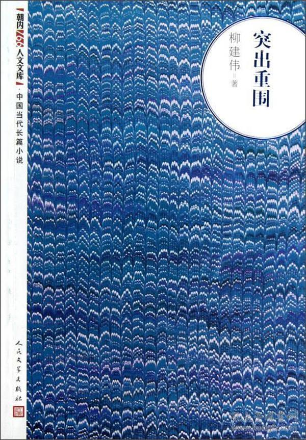 (正版)中国当代长篇小说:突出重围