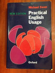 外文书店库存全新无瑕疵  英国进口原装    DICTIONARY 英语用法指南 第 2版  Practical English Usage Second Edition