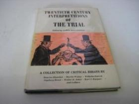 Twentieth Century Interpretations Of The Trial: A Collection Of Critical Essays (20th Century Interp