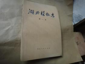 湖北植物志.第一卷 出版社样书