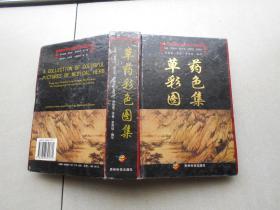 草药彩色图集(精装本873页)