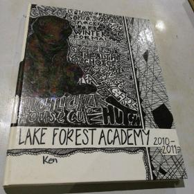 lake forest academy 2010--2011