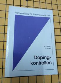 Dopingkontrollen(德文原版)