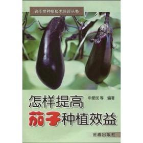 怎样提高茄子种植效益