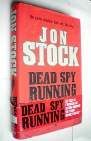 Dead Spy Running (精装原版外文书)