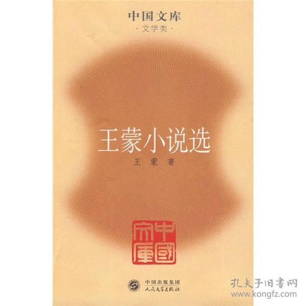 中国文库:王蒙小说选