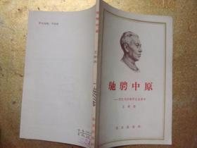驰骋中原--回忆刘少奇同志在华中