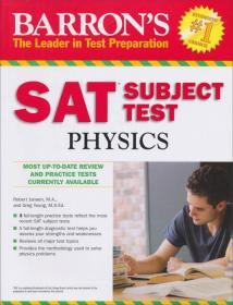 SAT Subject Test Physics (Barrons Sat Subject Test Physics)