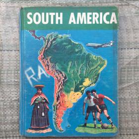 South America  外文原版