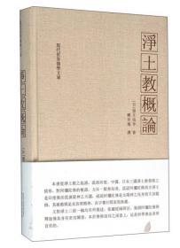 净土教概论 现代世界佛学文库