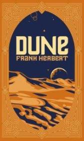 Dune 沙丘 美国科幻巨匠弗兰克·赫伯特(Frank Herbert)科幻名著 英文原版