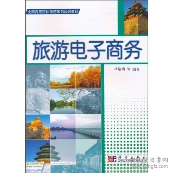 全国高等院校旅游系列规划教材:旅游电子商务