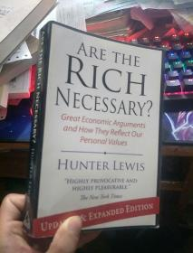 英文原版---ARE THE RICH NECESSARY?