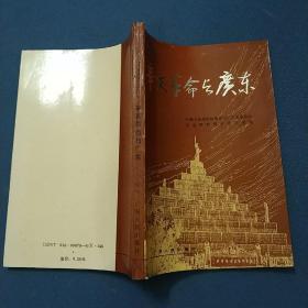 辛亥革命与广东-91年一版一印