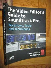The Video Editors Guide to Soundtrack....      (附光盘)
