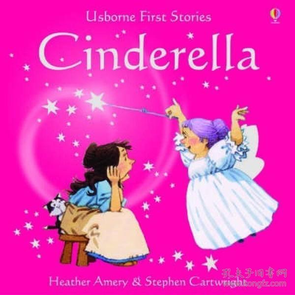 Cinderella灰姑娘