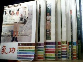 气功杂志1985年-1989年 22本不重复