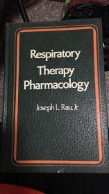 Respiratory Therapy Pharmacology 呼吸系统治疗药理学