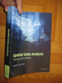 Spatial Data Analysis: Theory and