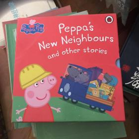 Peppa new neighbours and other rtories(5本 精装)