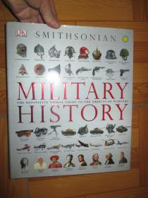 Military History: The Definitive Visual Guide to the Objects of Warfare     (9780756698386)