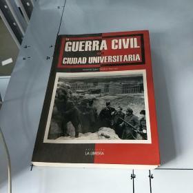 德文原版:LA GUERRA CIVIL EN LA CIUDAD UNIVERSITARIA