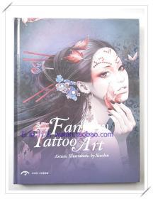 张小白幻想艺术 刺青纹身主题Fantasy Tattoo Art