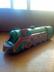 ME660电动火车玩具