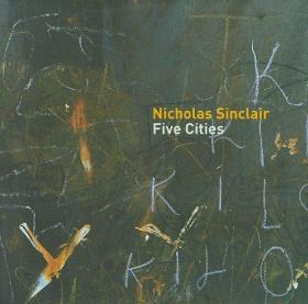 Nicholas Sinclair Five Cities欧洲五城涂鸦摄影记录