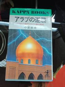 ☆日文原版书 アラブの逆袭―イスラムの论理とキリスト教の発想 小室直树 阿拉伯世界反击 伊斯兰教 基督教