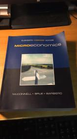 ELWVENTH CANADIAN EDITION MICROeconomics(拿大版的微观经济学)原版英文