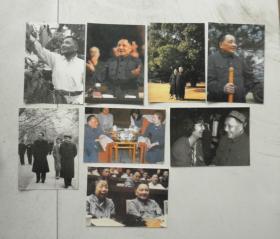 纪念邓小平诞辰100周年~ 照片8张