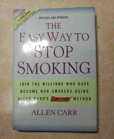 THE EASY WAYTO STOP SMOKING(最简单的方式戒烟)