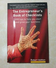 The entrepreneurs Book of checklists(企业家的书的清单)、