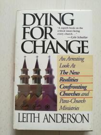 DYING FOR CHANGE