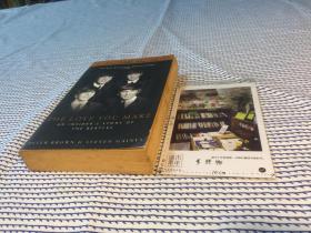 【有较多斑  】英文原版   the love you make :an insiders story of the beatles 你的爱:披头士的内幕故事  【存于溪木素年书店】