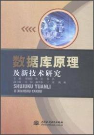 数据库原理及新技术研究