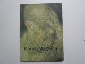 Marion Wagschal Essay.Essai;Ray Cronin (玛丽恩瓦格尔 随笔。雷克罗宁试验;)大16开硬精装画集