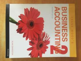 Frank Woods Business Accounting 2