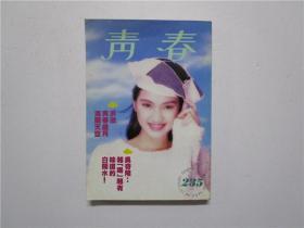 青春杂志 1993年第235期 (封面洪欣 林志颖 钟丽缇汤宝如洪欣报导文章)