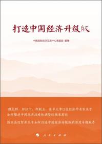 打造中国经济升级版