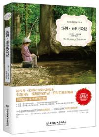 汤姆·索亚历险记/名家名译世界文学名著·教育部新课标推荐读物
