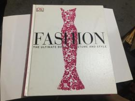 Fashion: The Ultimate Book of Costume and Style (8开精装外文原版)