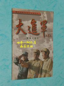 解放战争历史巨片丛书 :大进军——南线大追歼