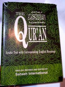 《古兰经》英文-阿拉伯语双语对照THE QURAN --Arabic Text with Corresponding English Meanings