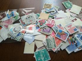 外国邮票一堆682879933497673