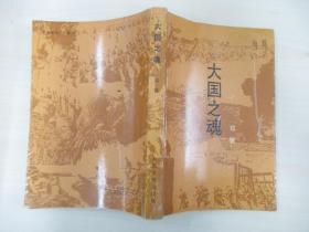 大国之魂  人民文学出版社 32开平装