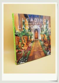 住宅景观设计 Leading Residential Landscape Professionals 样板房装饰 精装英文真书