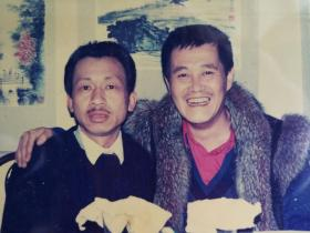 赵本山早年私人照片